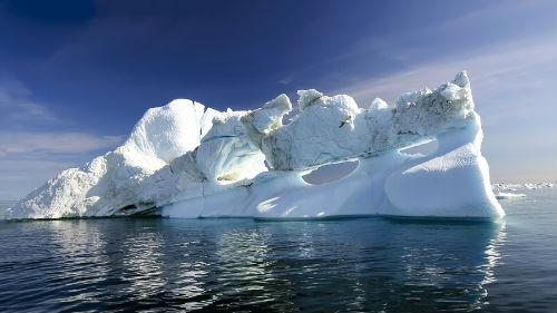 к чему снится айсберг в море