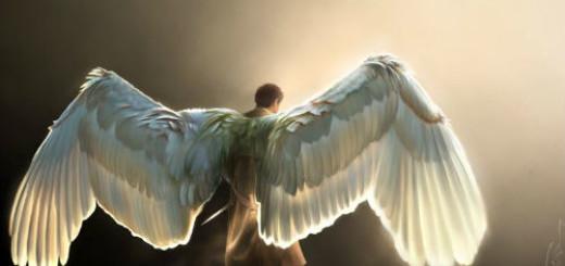 к чему снится ангел с крыльями мужчина