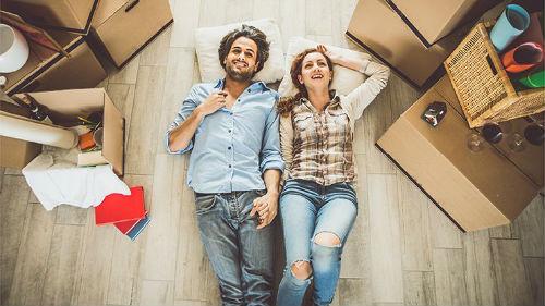 снимать чужое жилье без мебели