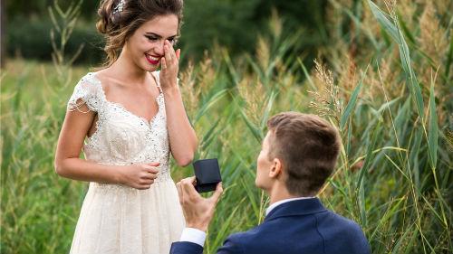 приснилось что сделали предложение выйти замуж
