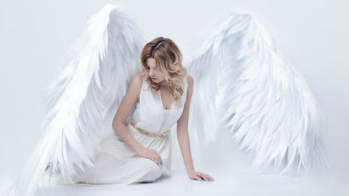 ангельское перевоплощение