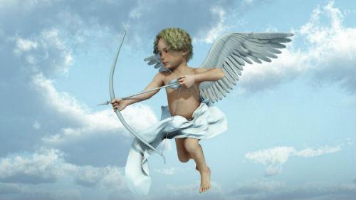 крылатый амур