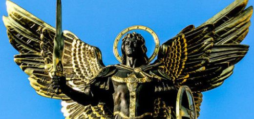 архангел во сне