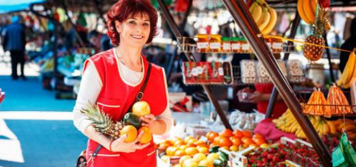 к чему снится базар или рынок с овощами