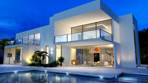 к чему снится белый дом с бассейном
