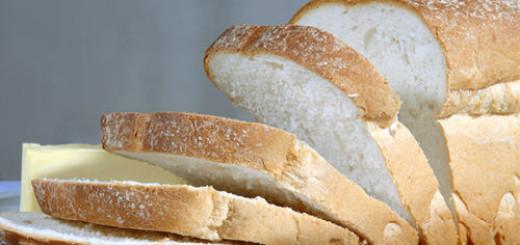 белый хлеб свежий во сне