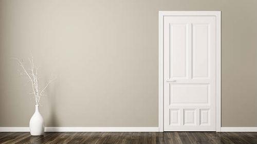 к чему снится белая дверь запертая
