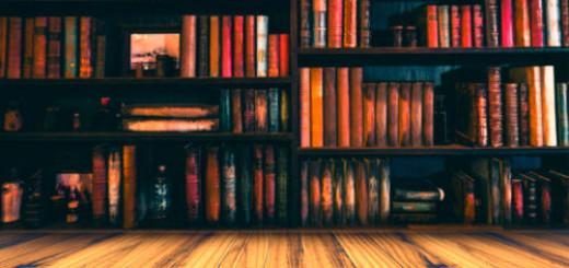 библиотека и книги во сне