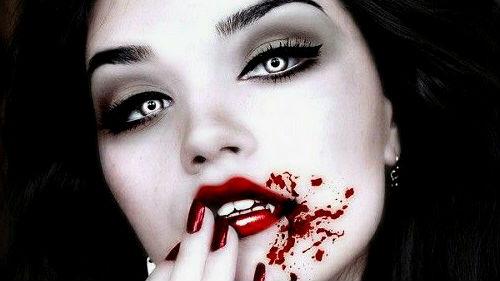 вампир во сне