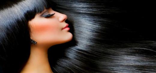 блестящие волосы во сне