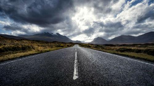 видеть прямую дорогу