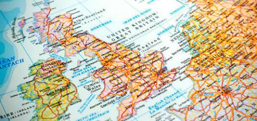 географическая карта во сне