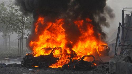 взрыв машины во сне