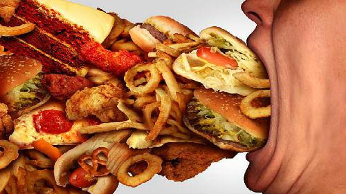 видеть как ешь с жадностью