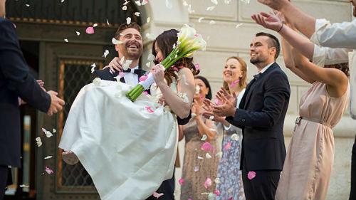свадебное торжство