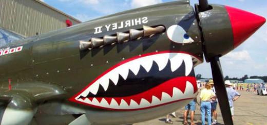 военный самолет во сне