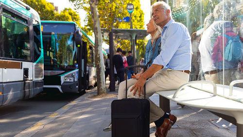 ждать автобус во сне