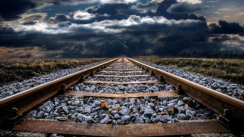 железнодорожные пути во сне