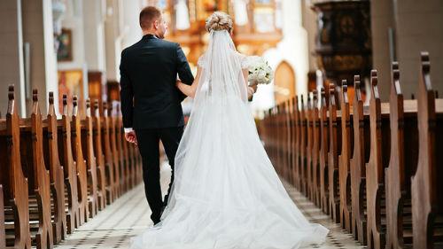 видеть свадьбу своего мужа