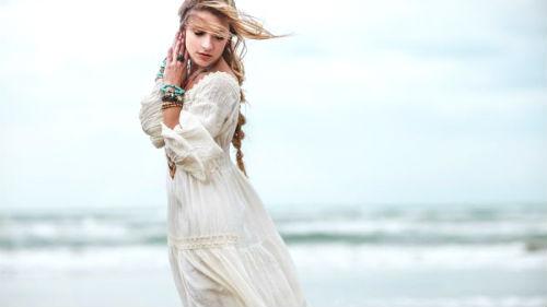 молодая девушка