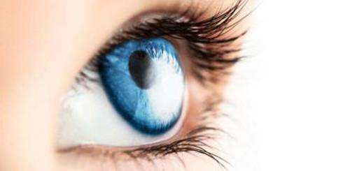 голубые глаза во сне