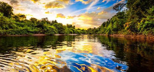 вода в реке во сне