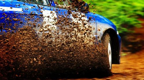 грязь из-под колес