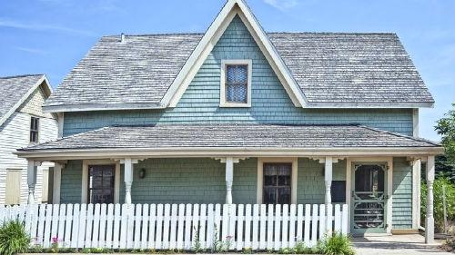 видеть старый дом