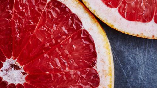 переспелый грейпфрут