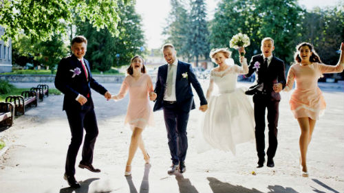 гулять на свадьбе во сне