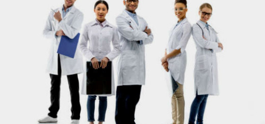 врачи в белых халатах во сне