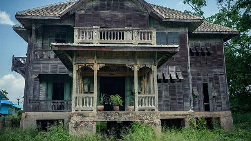 бывший дом во сне