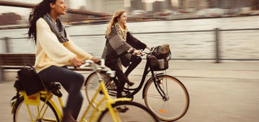 ездить на велосипеде во сне