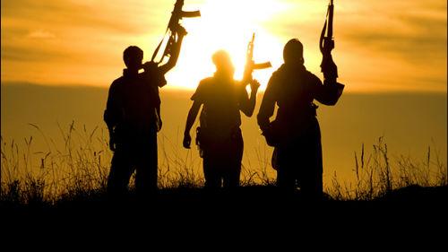 террористы во сне