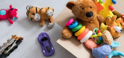 детские игрушки во сне