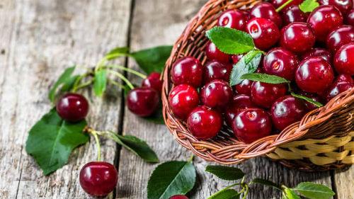 кисло-сладкая вишня