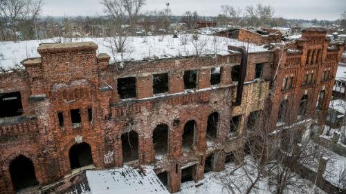 заброшенное жилье