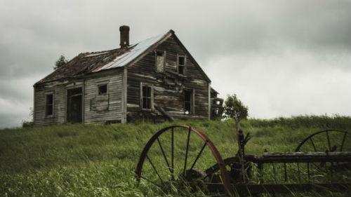 заброшенный дом во сне