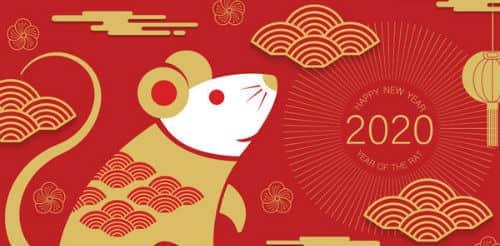 2020год белой металлической крысы