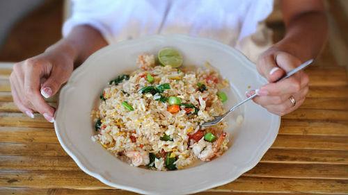 к чему снится есть рис