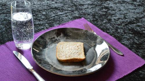 питание в страстную неделю