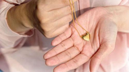 к чему снится золотой кулон