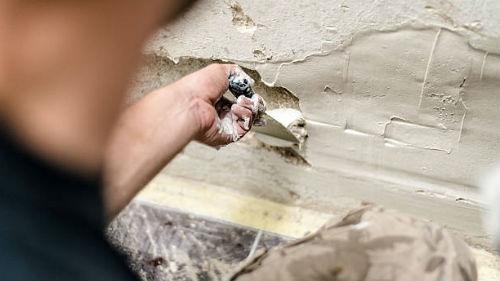 видеть ремонт в доме детства