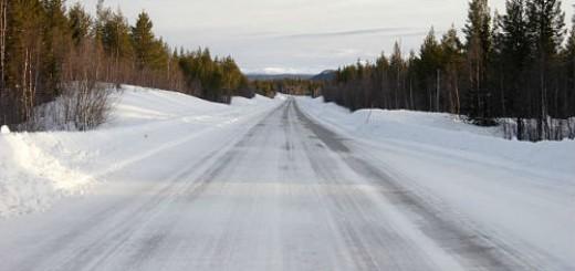 лед на дороге во сне