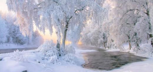лед на реке во сне