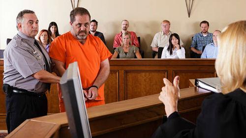 судебный приговор