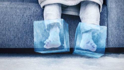 замерзнуть насмерть