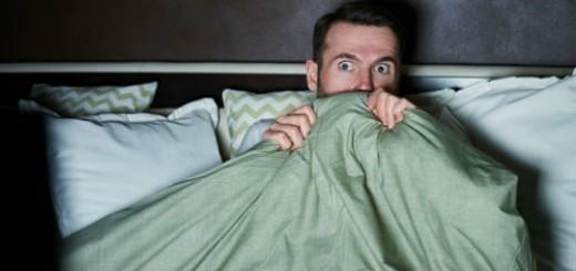 испытывать страх во сне