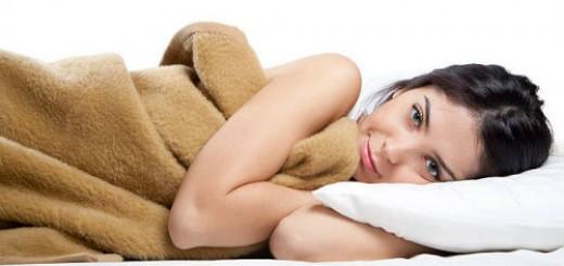 лежать в постели во сне