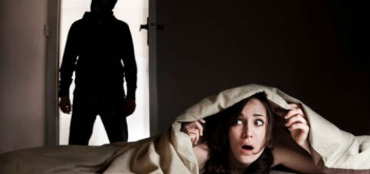 ограбили квартиру во сне